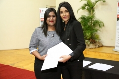 Diann Bishunath - Best Negotiable Instruments student - Werksmans Attorneys Prize