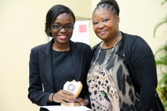 Gracia Biganda - Best Criminal Procedure student