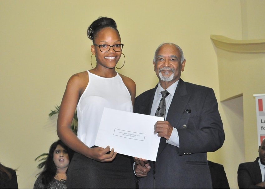 15th Mxenge memorial lecture and Student awards ceremony-0176