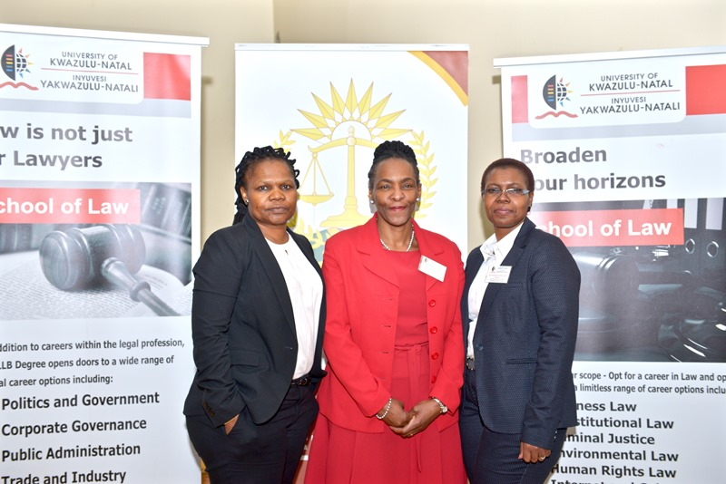 From left _ Advocate Thandi Norman