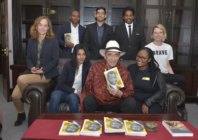 Land Expropriation Can Happen Peacefully Judge Albie Sachs