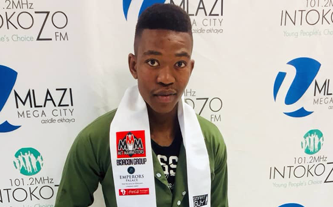 Law Student Eyes Mr South Africa International Title