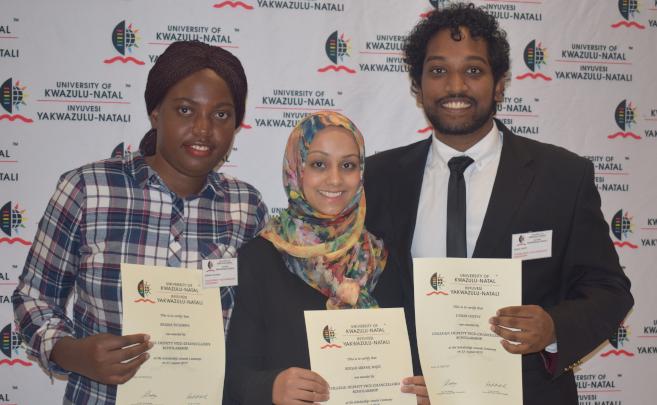 Scholarship Fuels Law Students' Ambitions