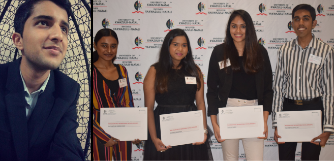 Top Five Law and Management Studies Students Recognised