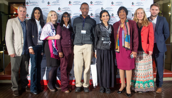 UKZN's Navi Pillay Research Group Launched
