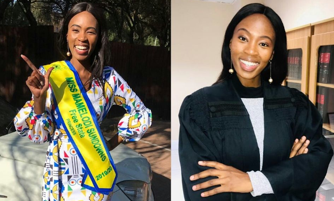 Master of Laws Student Crowned Miss Mamelodi Sundowns Free State