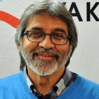 Professor Yousuf Vawda.